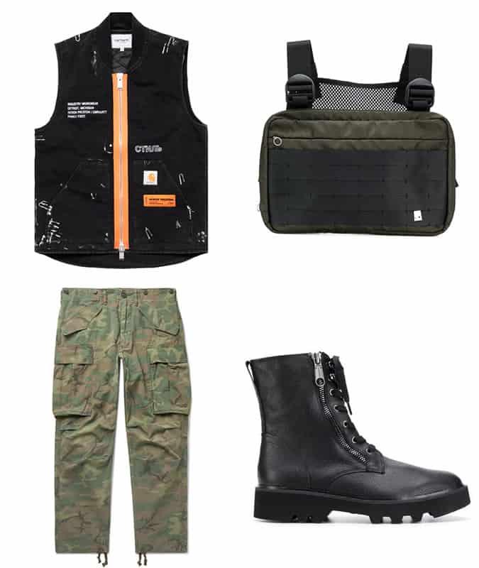 Vêtements homme Warcore
