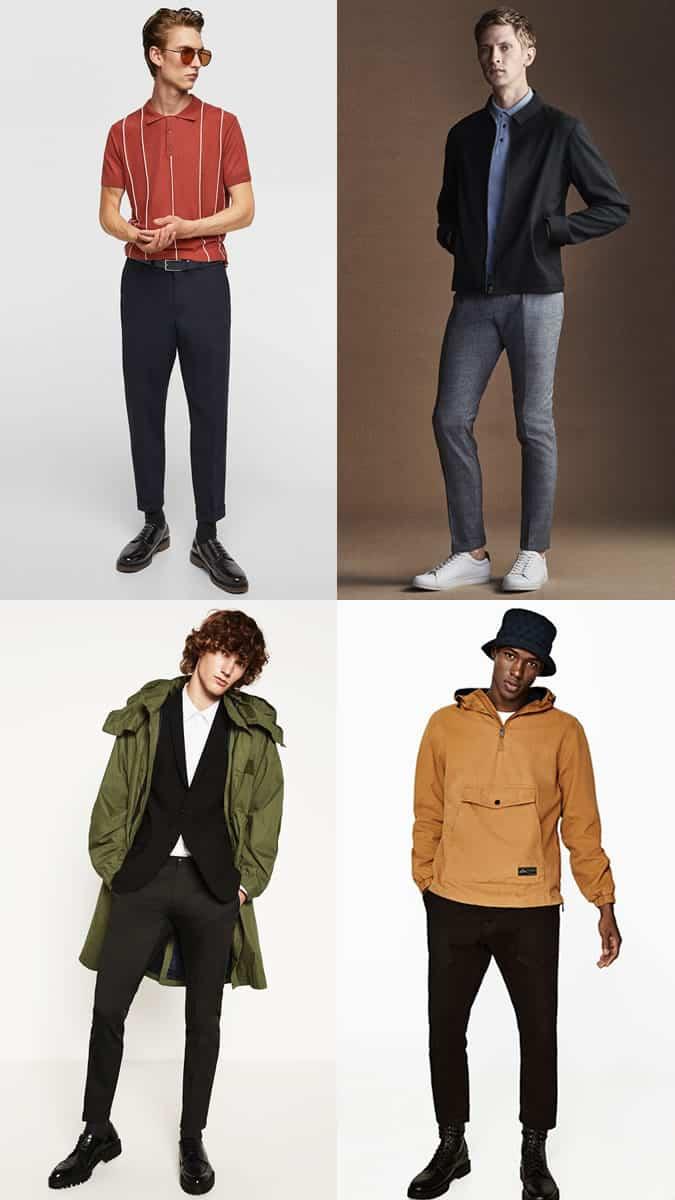 Les meilleurs vêtements de style britpop pour hommes