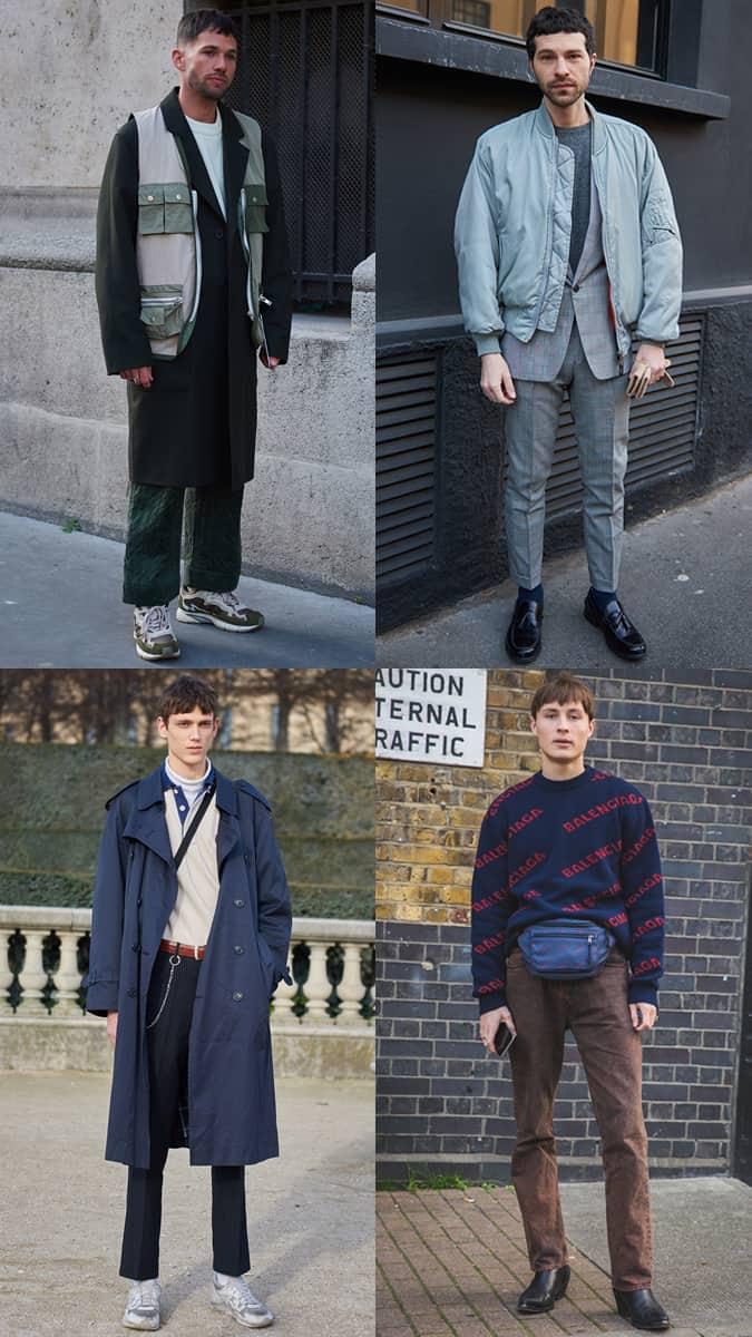 Franges de tendances de style de rue AW19