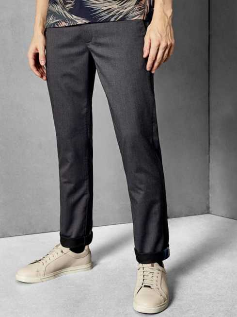Pantalon slim Thaiel