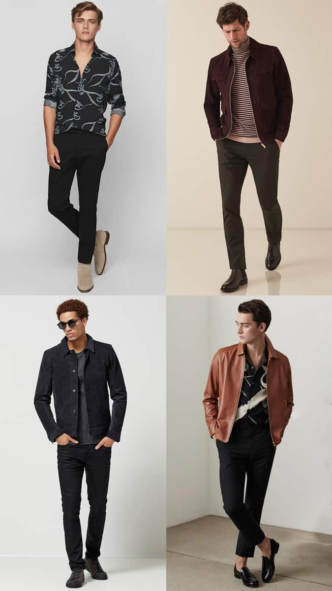 Valentine's Night outfit ideas for men