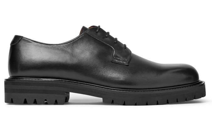 Chaussures derby en cuir MR P. Jacques