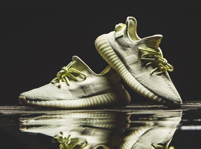 Beurre Yeezy Boost 350 V2