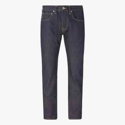 Edwin ED-55 Rainbow Selvedge Regular Tapered Jeans