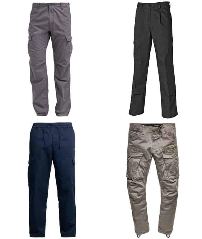 Le meilleur pantalon cargo pour homme