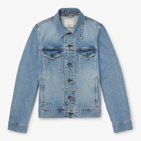 Veste en jean coupe slim RAG & BONE Definitive