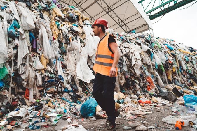 Durabilité - astuce poubelle