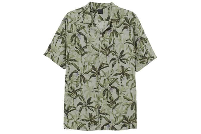 Chemise Resort Coupe décontractée