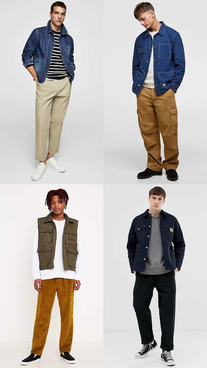 Idées de tenues de travail