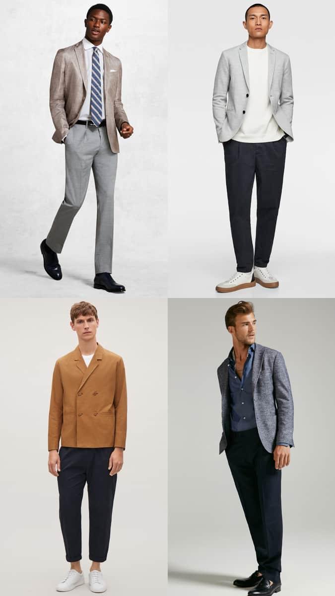 Comment porter des vêtements séparés