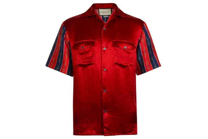 CHEMISE GUCCI CLAMP