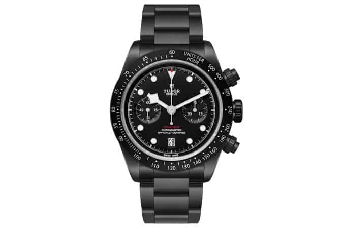 Tudor Black Bay Chronograph Dark Watch