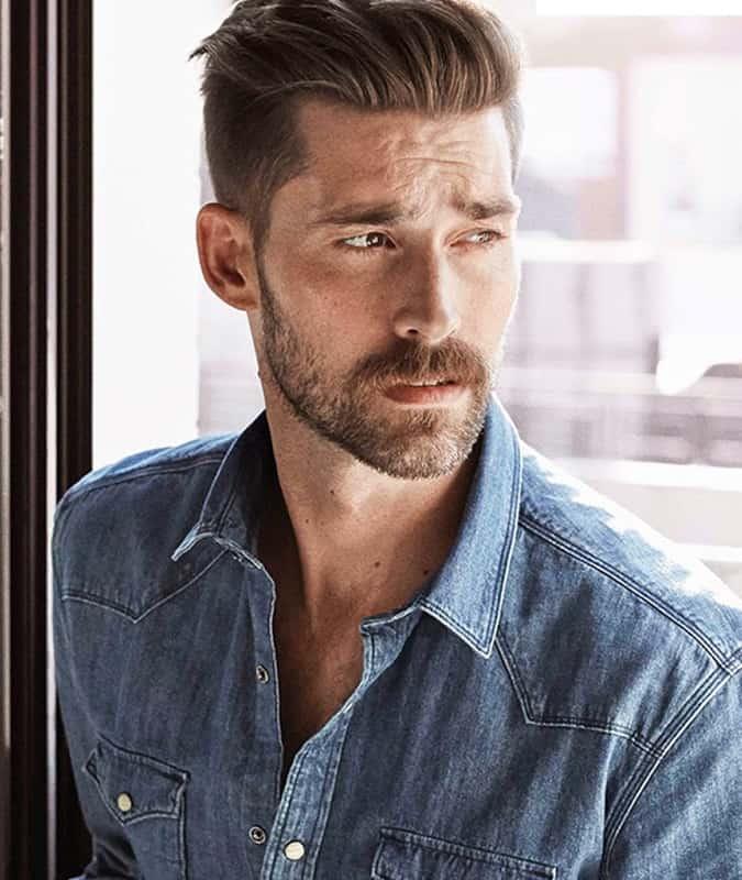 Short Beard Styles Beardstache