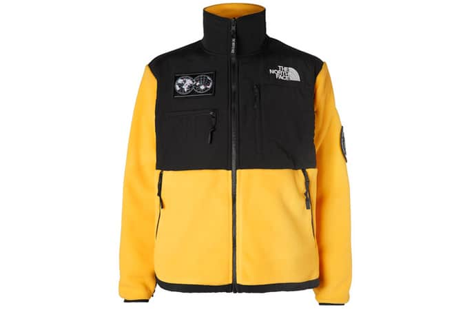 THE NORTH FACE Summit Series 1995 Retro Denali Panelled Fleece And Shell Jacket
