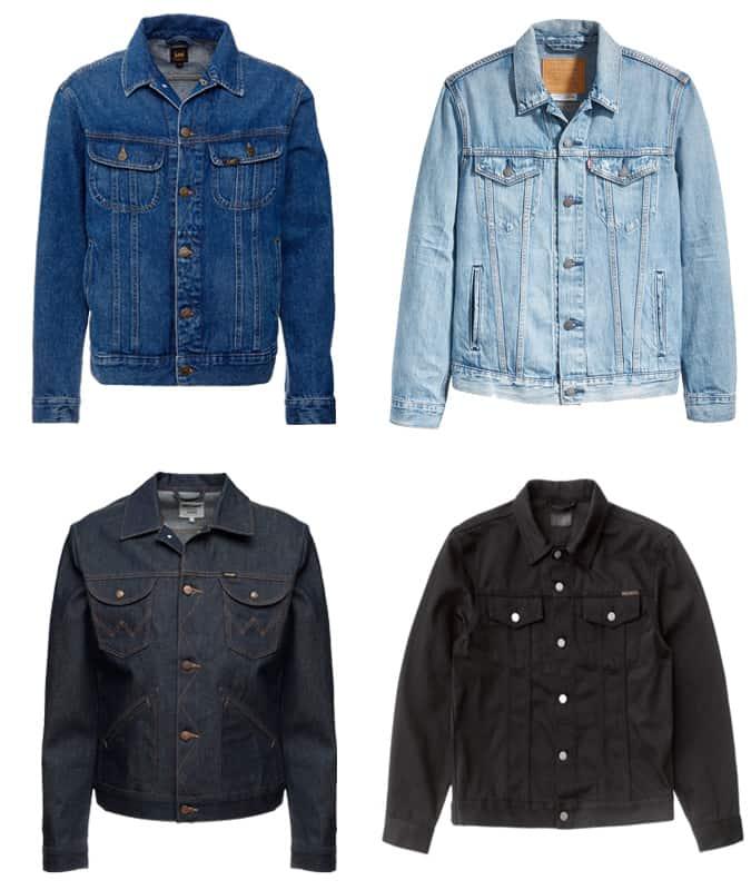 Les meilleures vestes en jean