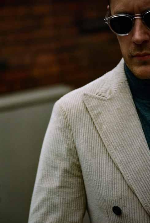 Alex Field, directeur de la mode masculine chez REISS