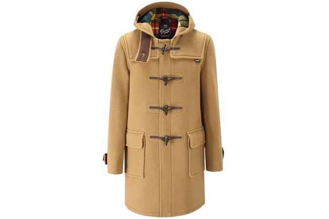 Duffle-coat Morris