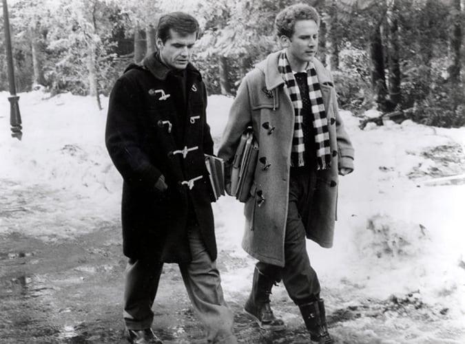 Jack Nicholson, Art Garfunkel Carnal Knowledge