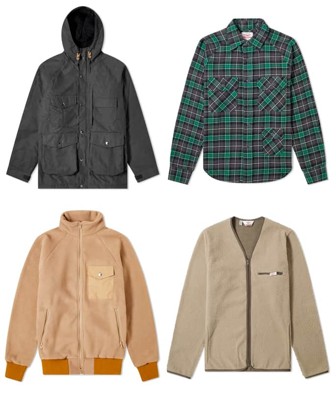 The best Battenwear outdoor clothing