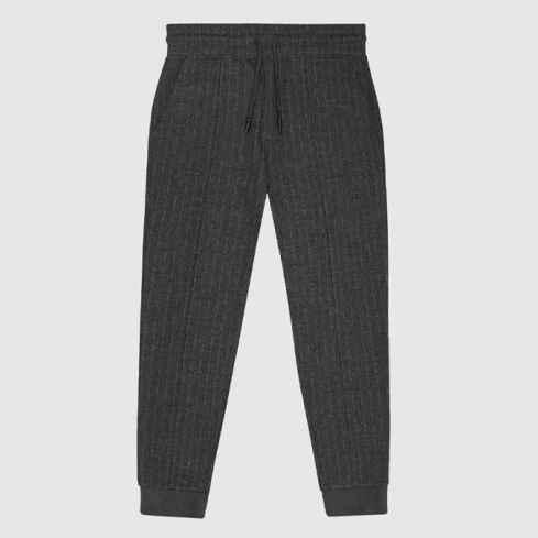 Pantalon de jogging en cuivre