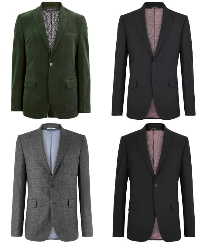 Best M&S Suits