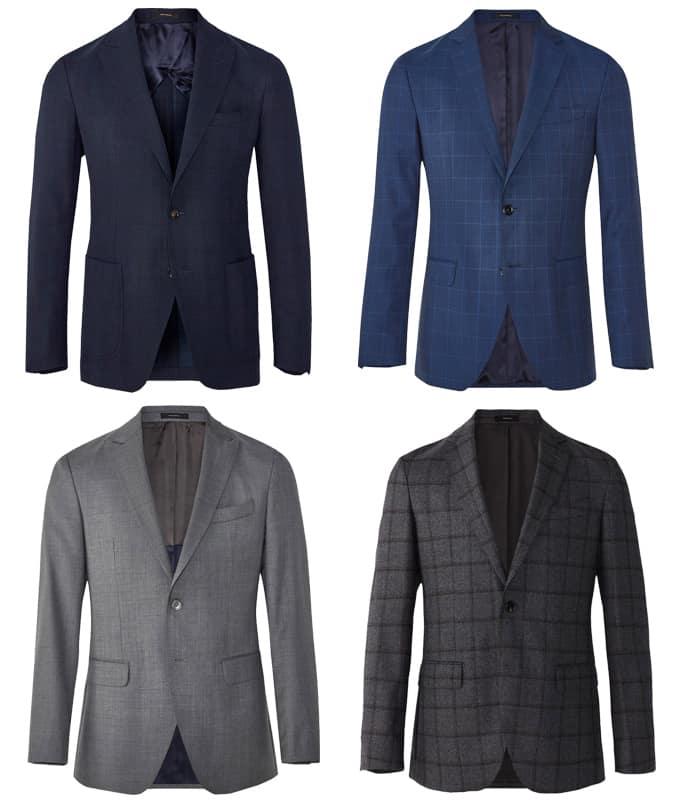 Best Massimo Dutti suits