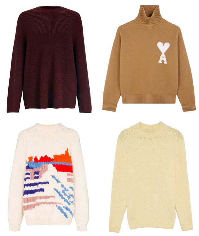 The Best Oversized Jumpers for Men