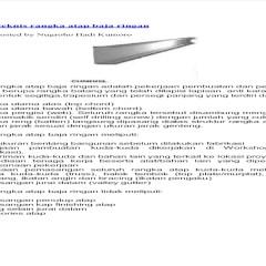Spesifikasi Baja Ringan Untuk Atap Teknis Rangka Pdf Document