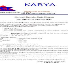 Overstek Baja Ringan Karya Truss Pdf Document