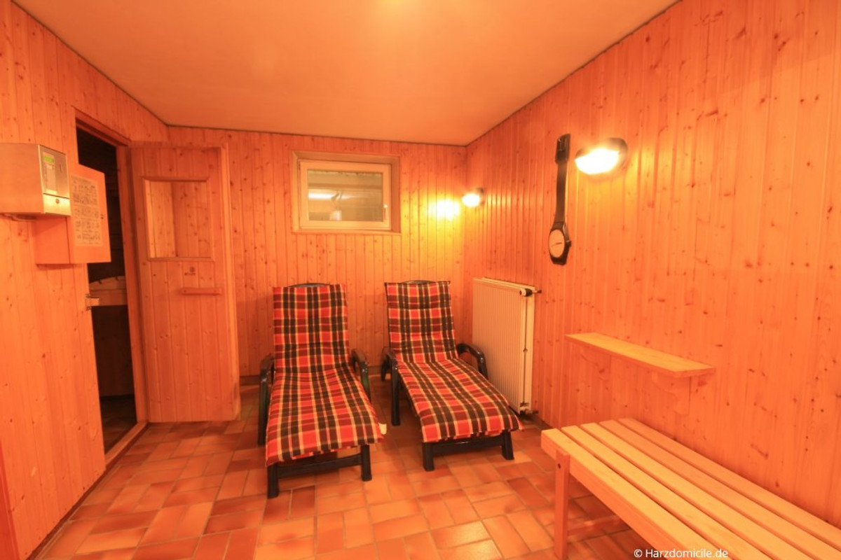 Fewo Bergkristall mit Sauna in Braunlage  Firma Harzdomicile Teil der trahogo GmbH Firma S