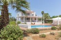 Ferienhaus Can Jesus mit Pool - Ferienhaus in Ibiza-Stadt ...