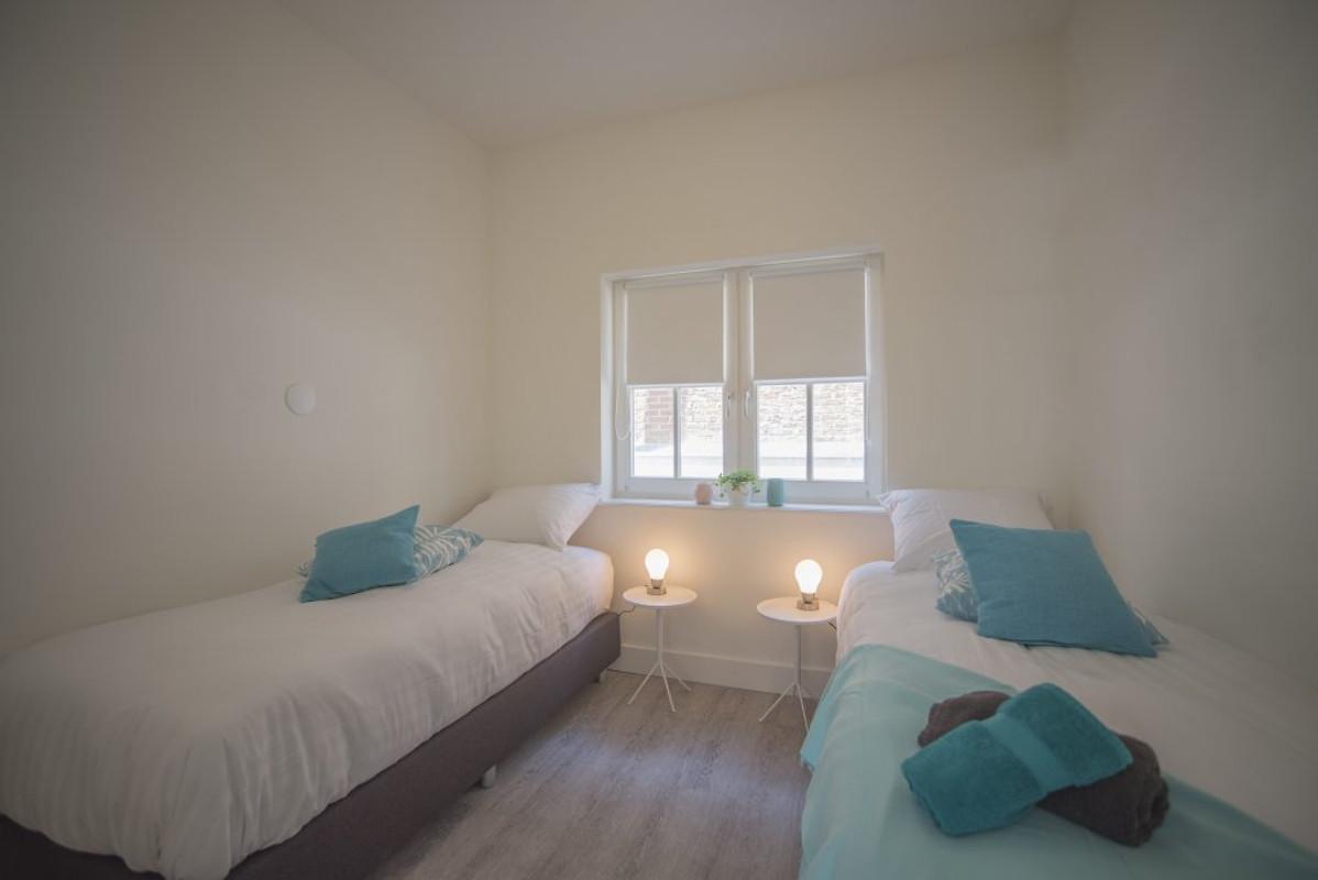 Downstairs Apartment  Ferienhaus in Zandvoort mieten
