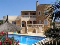 Wohnung in Villa mit Pool / Garten - Unterkunft in Cala ...