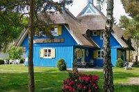Reetdachhaus Seestern, Dar/Ostsee - Ferienhaus in Born mieten
