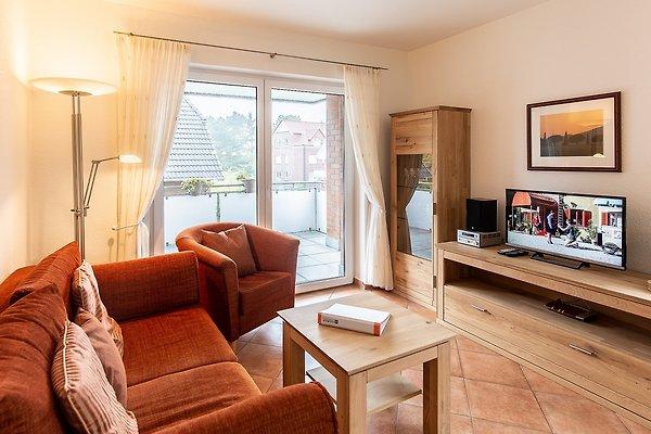 Strandburg in Duhnen  Firma Hamer Ferienappartements