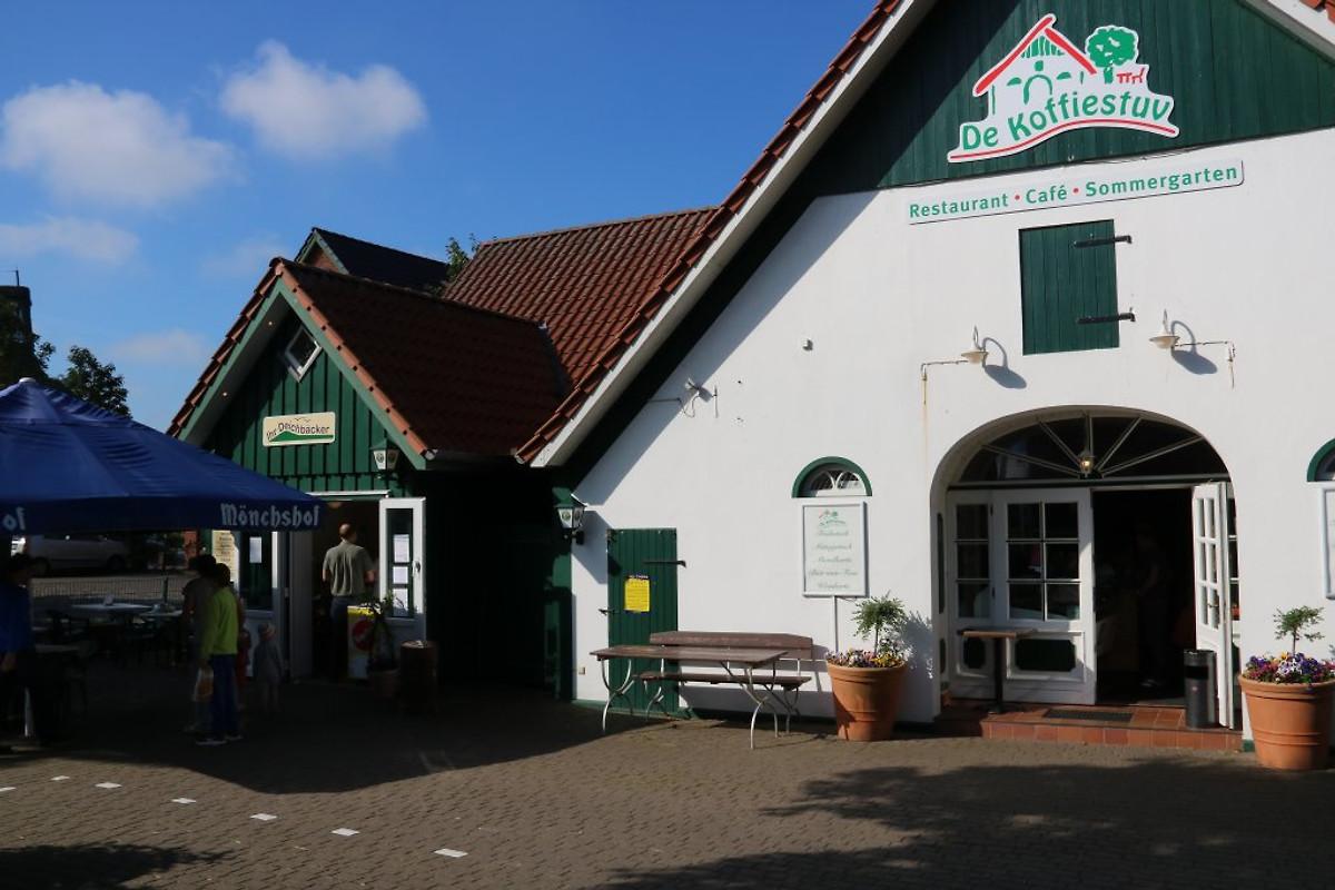 Exklus Ferienwohnung im Haus Amrum  Ferienwohnung in DorumNeufeld mieten