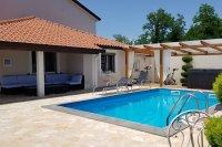 Ferienhaus mit Pool und Whirlpool - Ferienhaus in Umag mieten