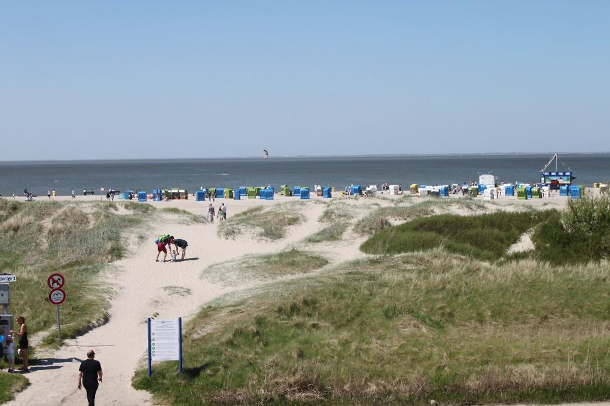 Ferienwohnung Sommerwind  Ferienwohnung in Norddeich mieten