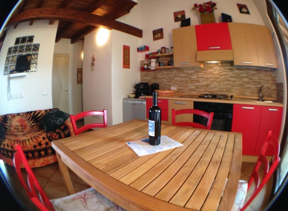 Casa Oliva mit Meerblick strandnah in La Ciaccia  Firma sardasolemare Herr F Busolin