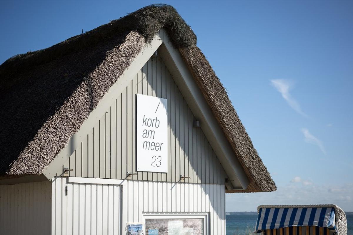 Fewo Meerblick U Sauna  Ferienwohnung In Haffkrug Mieten