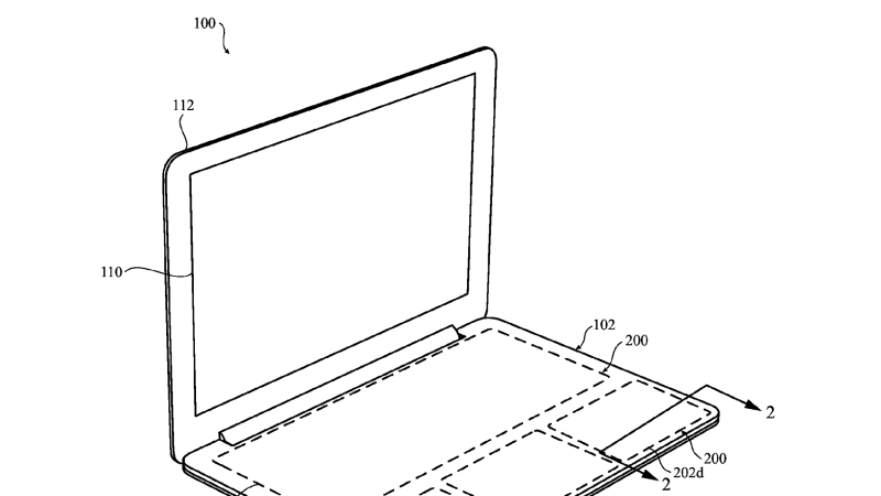 Will Apple's keyless keyboard patent replace one of the