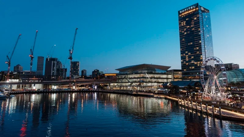 Darling Harbour S Transformation Has Sydneysiders Divided