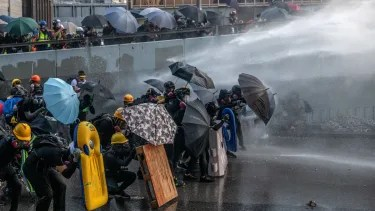 Hong Kong protests: Chinese-owned TikTok censoring demonstrations online. says research