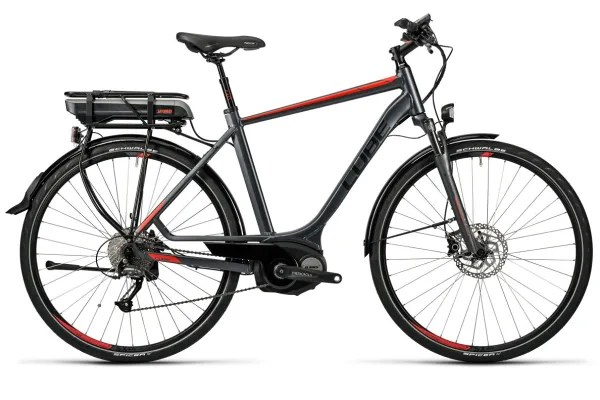 Review: Cube Touring Hybrid 400 electric bicycle