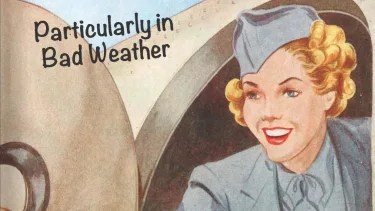 Smile Particularly in Bad Weather review Entertaining look at air hostessing