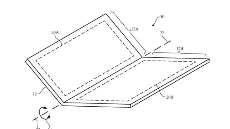 Apple patent reveals latest foldable iPhone concept