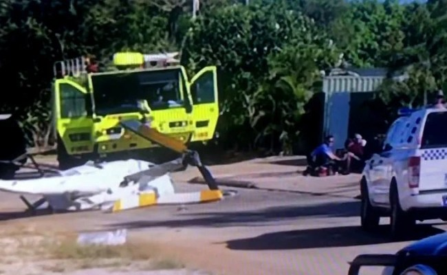 Young Girl Among Two Dead After Broome Helicopter Crash