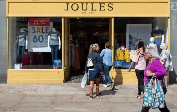 Joules H1 FY20 e-commerce revenue grows 45%