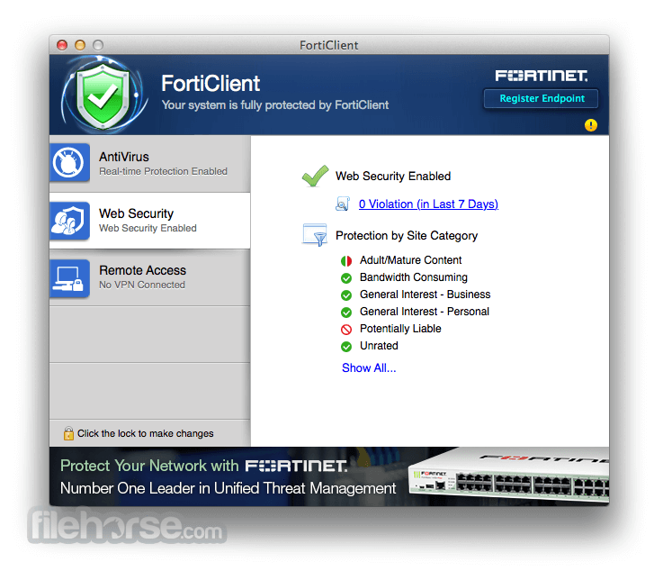Web Protection Software