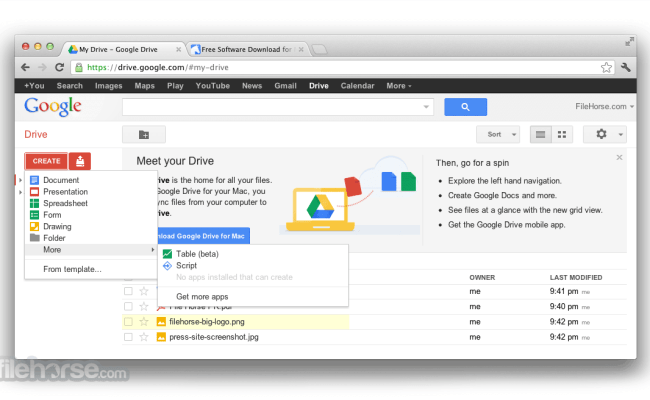 Google Drive For Mac Download Free 2019 Latest Version
